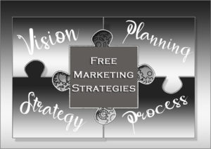 Free Marketing Strategies PLR cover