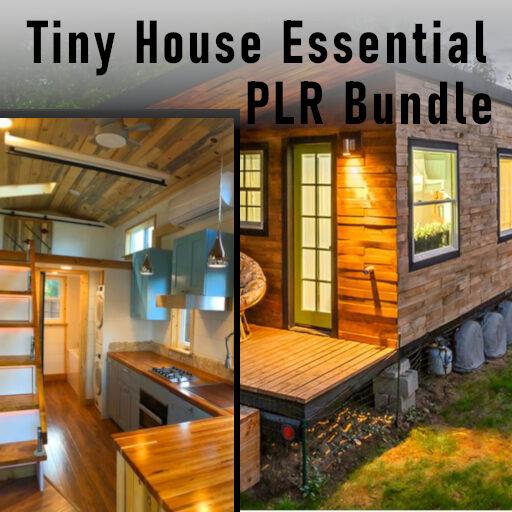 tiny house plr bundle